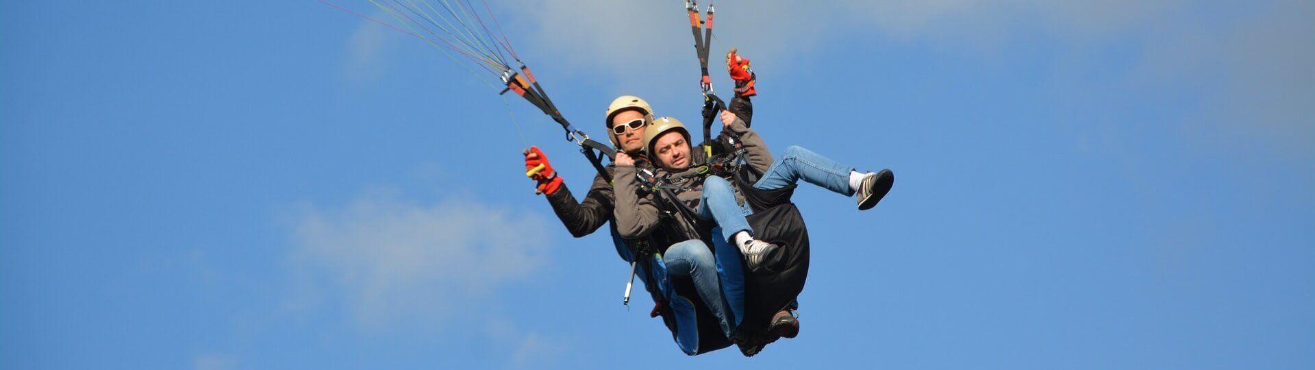 Paragleiten - Gleitschirmfliegen - Paragliding in Osttirol