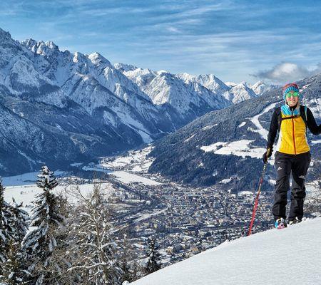 Skitour Lienz - OsttirolerLand.com   © TVB Osttirol Seebacher Willi