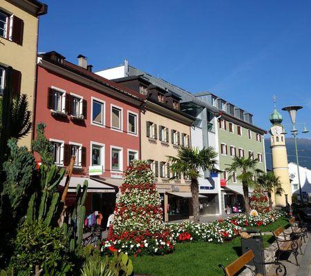 Die Stadt Lienz in Osttirol   Sonnenverwöhnt und alpin