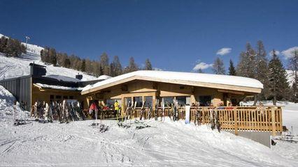 Thurntaler Rast (2.000m) - Skihütte - Bewirtschaftet - Foto: thurntaler-rast-at