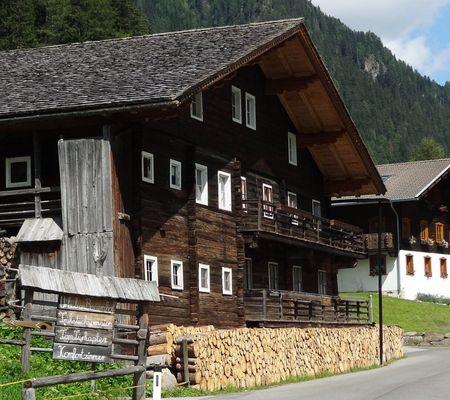 Erlsbach in St. Jakob im Defereggental Osttirol   OsttirolerLand.com