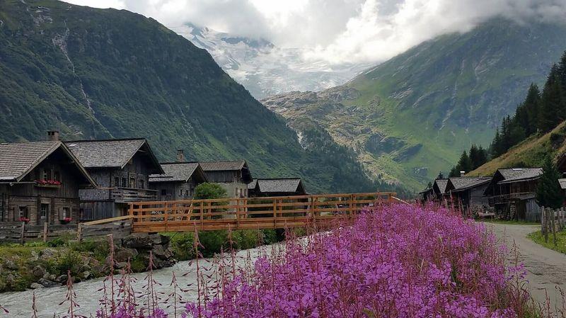 Gschlößtal in Osttirol - Ein Top Ausflugsziel