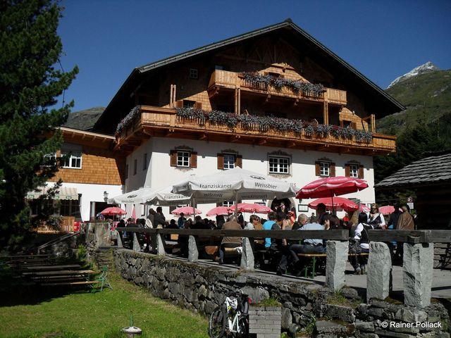 Alpengasthof Matreier Tauernhaus Matrei in Osttirol | Bild: Rainer Pollack
