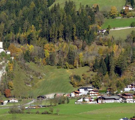 Schloss Weißenstein bei Matrei in Osttirol