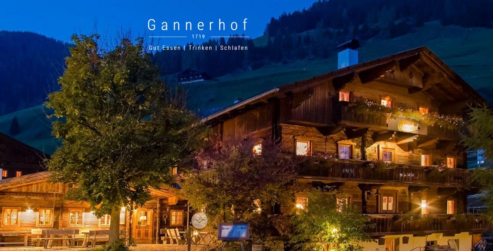 Der Gannerhof - Hotel - Innervillgraten