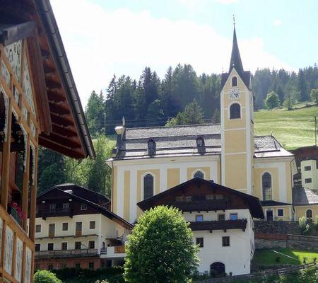 Das Villgratental - Ort Außervillgraten - Urlaub in Osttirol | © r.gasser