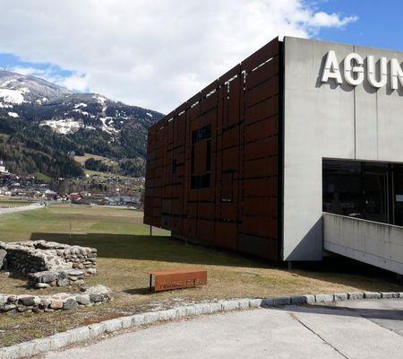 Dass Aguntum, die einzige Römerstadt Tirols, im 1. und 2. Jahrhundert n. Chr.