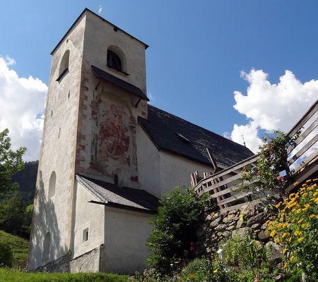 Kirche St. Nikolaus - Matrei in Osttirol - Ausflugsziele und Sehenswürdigkeit
