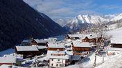 Prägraten am Großvenediger im Winter | Ortsteil Bobojach - Bild r.gasser