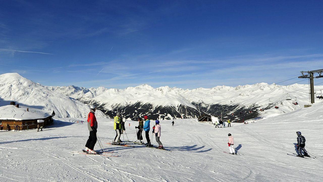 Skigebiet St. Jakob im Defereggental - OsttirolerLand.com | © TVB Osttirol-St. Jakob
