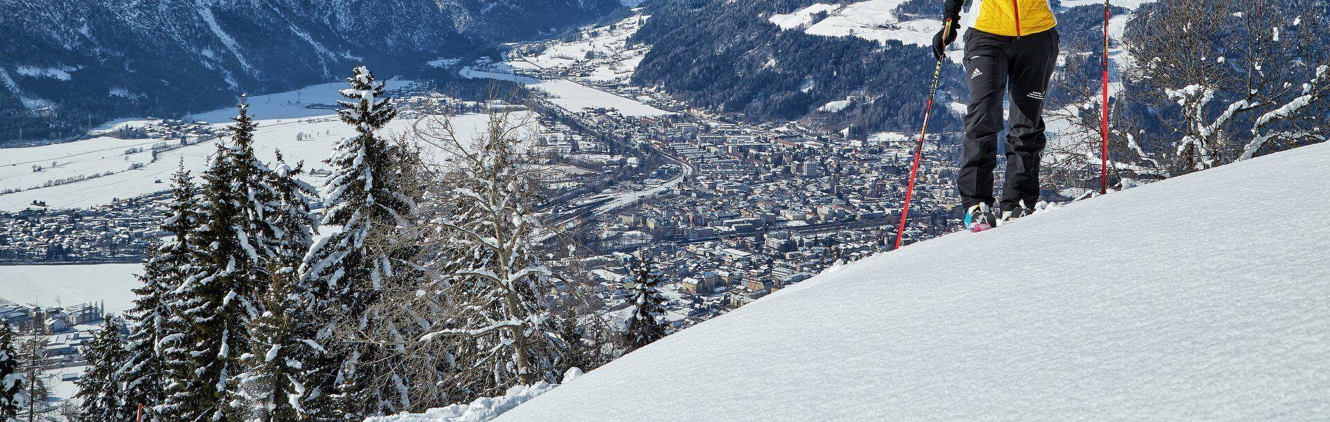 Es ist Winter in den Lienzer Dolomiten   © TVB Osttirol Seebacher Willi