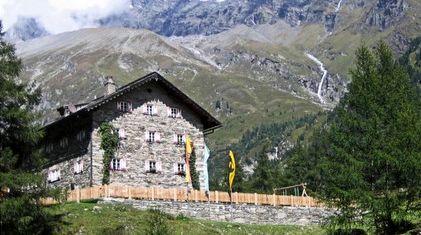 Kalser Tauernhaus (1.755m) | 150 Sitzplätze - 48 Schlafplätze - Hausspezialitäten - in Osttirol