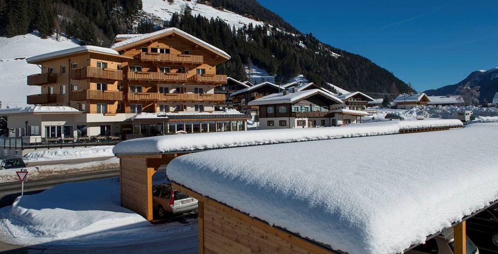 Naturhotel Tandler im Defereggental Osttirol - Winter - Foto: tandler.at