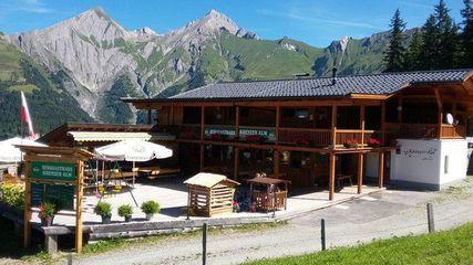 Kuenzeralm - Almhütte und Restaurant in Matrei in Osttirol