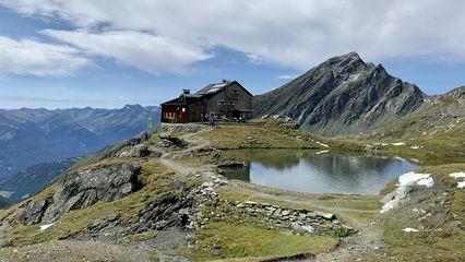 Sudetendeutsche Hütte (2.650m) - Schutzhütte in Matrei Osttirol - Foto: Wolfgang Kräh