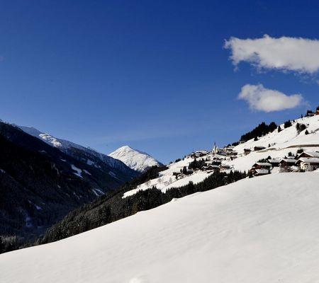 St. Veit im Defereggental im Winter - OsttirolerLand.com | © TVB St.Jakob