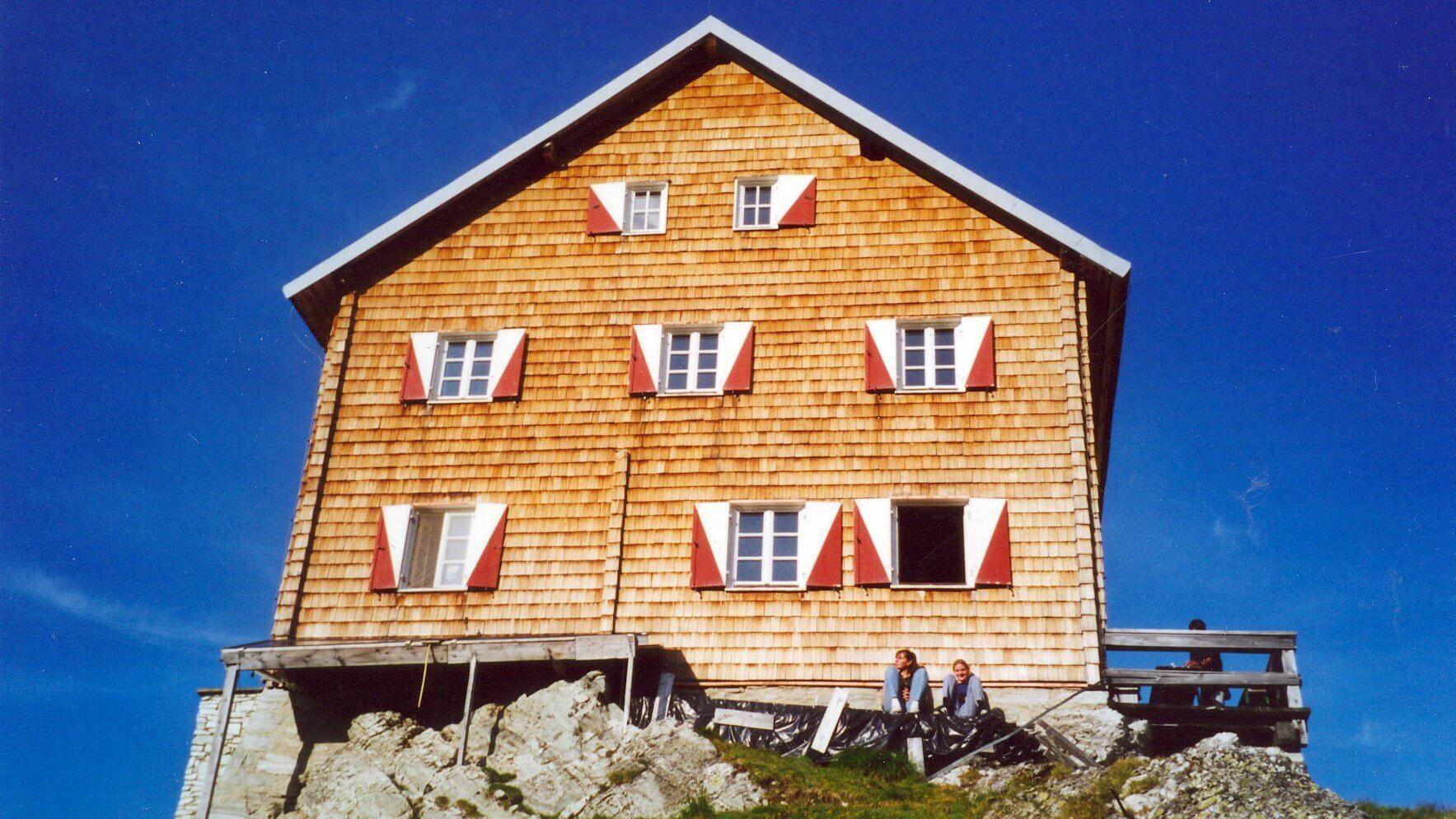 Neue Reichenberger Hütte (2.586m) | Umweltgütesiegel - Übernachtung Ja - OeAV