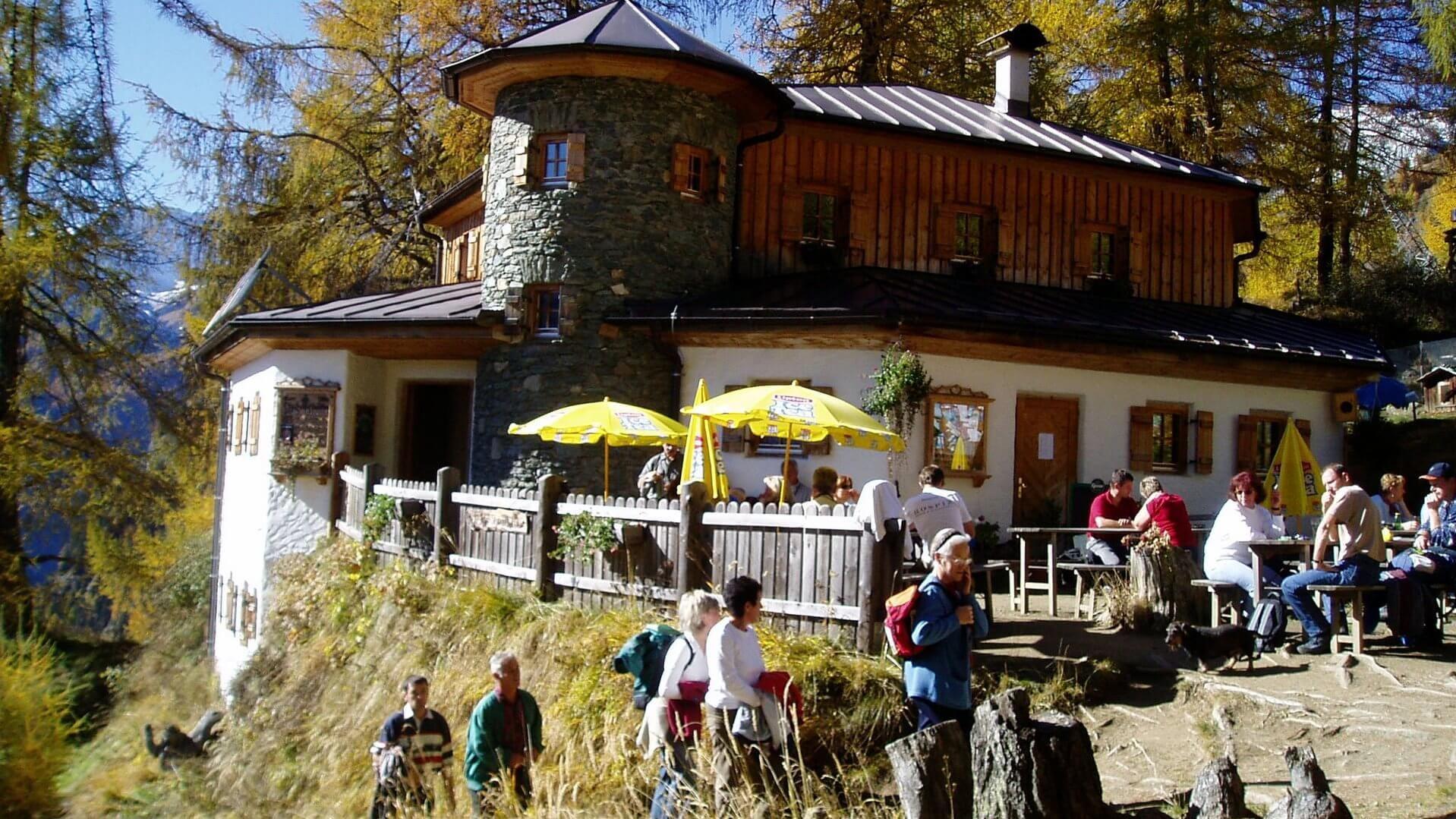 Stabant Hütte (1.777m) | 9 Bergsteigerlager - Frühstück und Halbpension - Osttirol