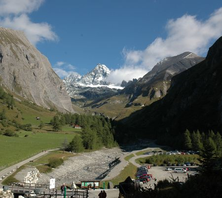 Großglocknerstrasse Kals in Osttirol| TVB Osttirol/Isep CK