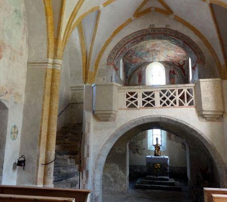 Kirche St. Nikolaus - Matrei in Osttirol