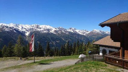 Speikbodenhütte im Defreggental Osttirol