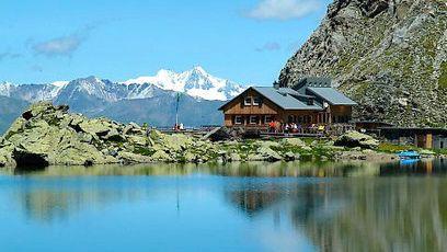 Obstansersee Hütte (2.304m) - Übernachtung Ja - AVA - Foto: bodner.tirol