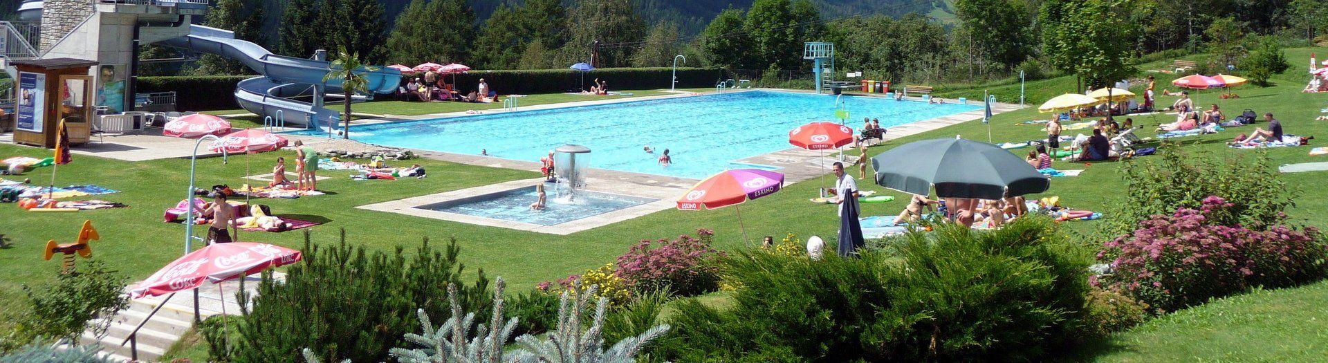 Freibäder & Badeseen in Osttirol - zum Entspannen, Plantschen und Schwimmen
