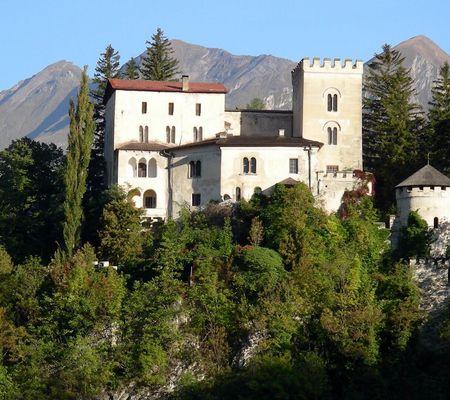 Schloss Weißenstein bei Matrei in Osttirol | © Köffler Hubert