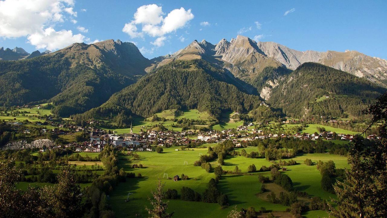 Virgen das Sonnendorf in Osttirol auf 1.200 m