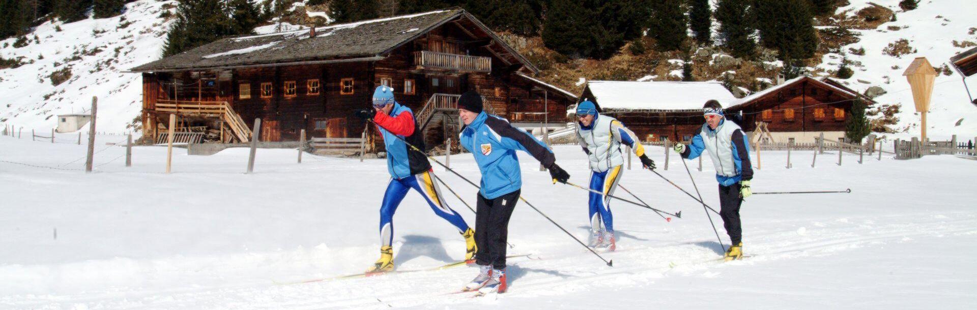 Langlaufen in Osttirol - Genusserlebnis auf der Loipe - © Osttirolwerbung