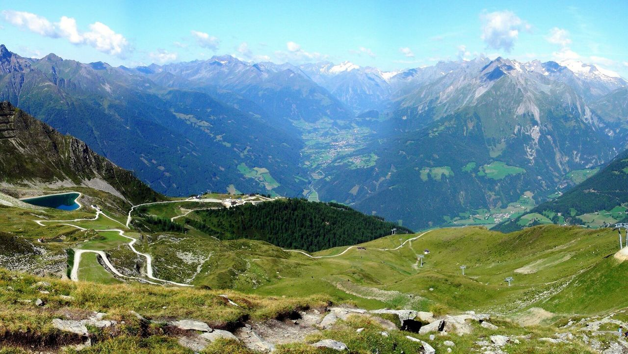 Bergbahnen Matrei in Osttirol - Europa-Panoramaweg   © Köffler Hubert
