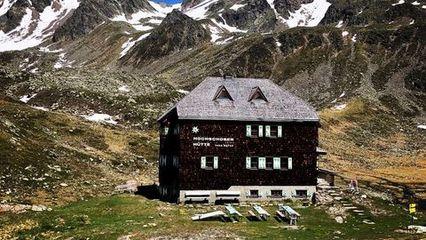Hochschoberhütte in Ainet Osttirol