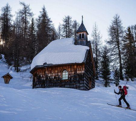 Skitour in Innervillgraten | © TVB Osttirol - German_Adventurer