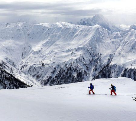 Skitour im Villgratental | © TVB Osttirol - W9 Studio