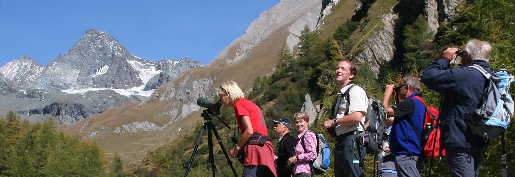 Nationalparkregion Hohe Tauern in Osttirol