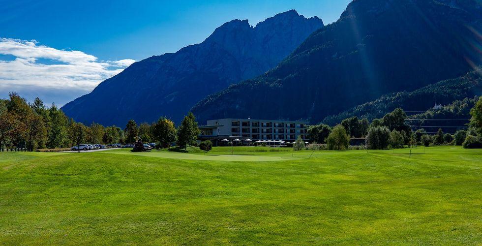 Dolomitengolf Hotel & Spa ****   Golfhotel Österreich