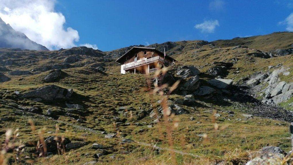 Eisseehütte (2.521m) | Bewirtschaftete Schutzhütte in Prägraten am Großvenediger