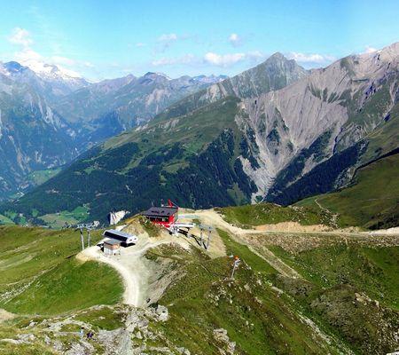 Bergbahn   Großglockner Resor-Kals und Matrei in Osttirol