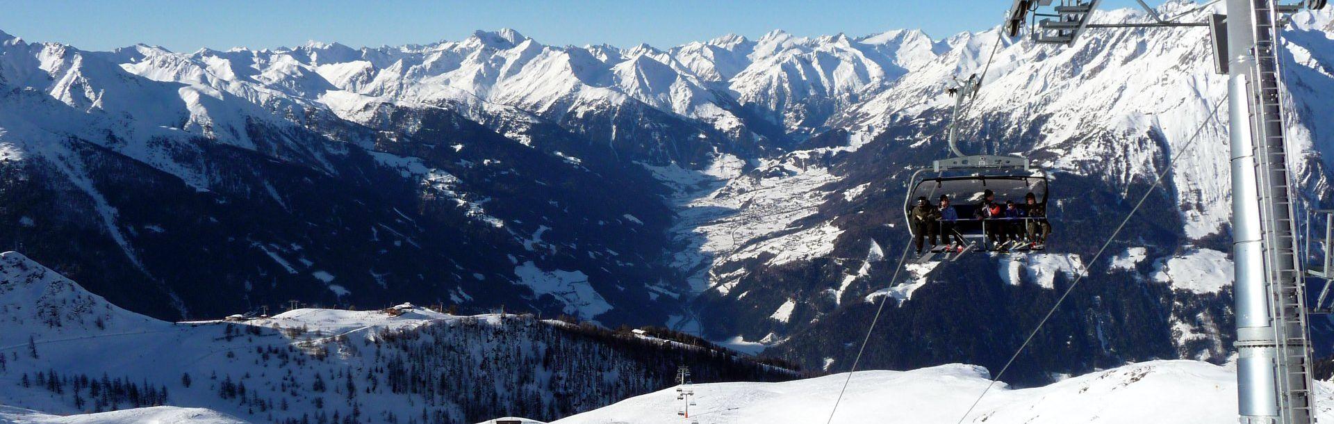 Skigebiet Grossglockner Resort Kals-Matrei in Osttirol