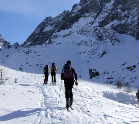 Skitour Lienzer Dolomiten - OsttirolerLand.com   © TVB Osttirol Zlöbl Armin