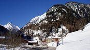 Prägraten am Großvenediger im Winter | Ortsteil Hinterbichl - Bild r.gasser
