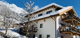 Ferienhaus Bacher **** | Appartments in Virgen Osttirol
