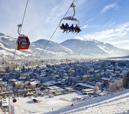 Skigebiet Hochstein Lienz - OsttirolerLand.com   © TVB Osttirol Zlöbl Armin