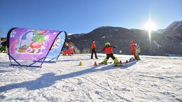Familienskigebiet Virgen - Skifahren macht Spaß – auch wenn man es erst lernen muss | © Freizeit-Tourismus-GmbH