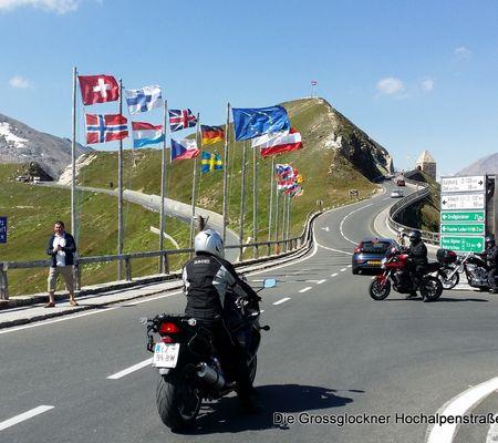 Großglockner Hochalpenstraße - Eines der beliebtesten Ausflugsziele in Österreich