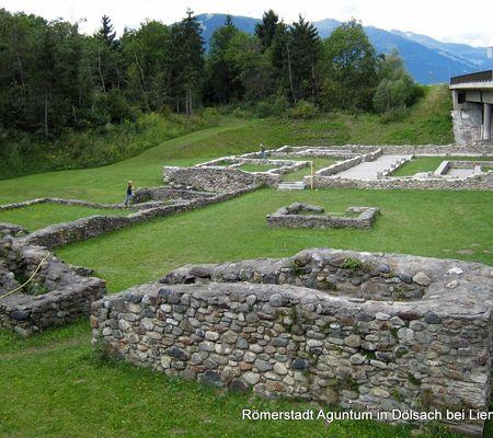 Aguntum, die Römerstadt Tirols Geschichte erleben auf über 30.000 qm