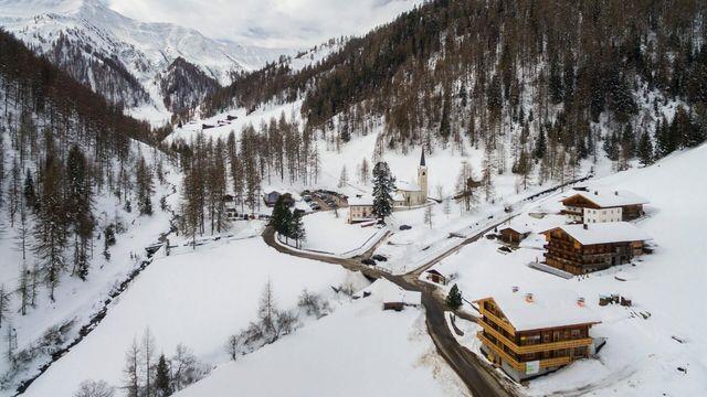 Innervillgraten im Villgratental - Osttirol | © TVB Osttirolo - W9 Studios
