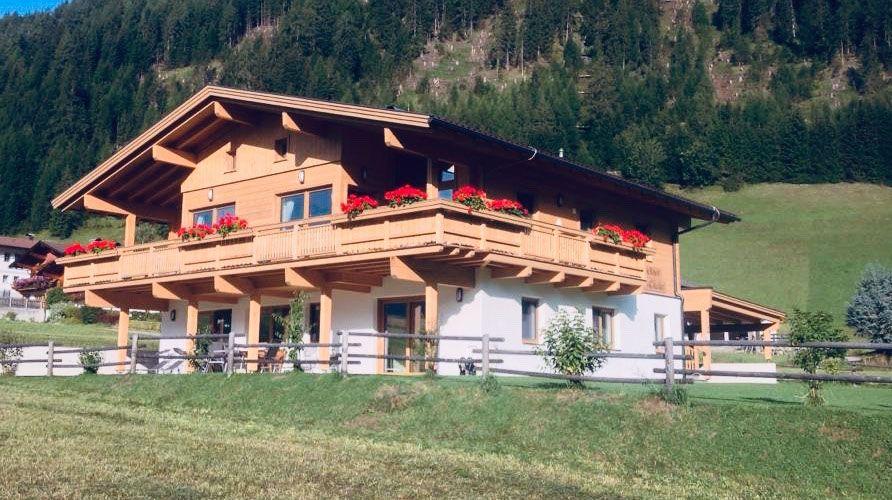 Grossglockner-Goldried Chalet in Kals Osttirol - Foto: grossglockner-goldried-chalet.at