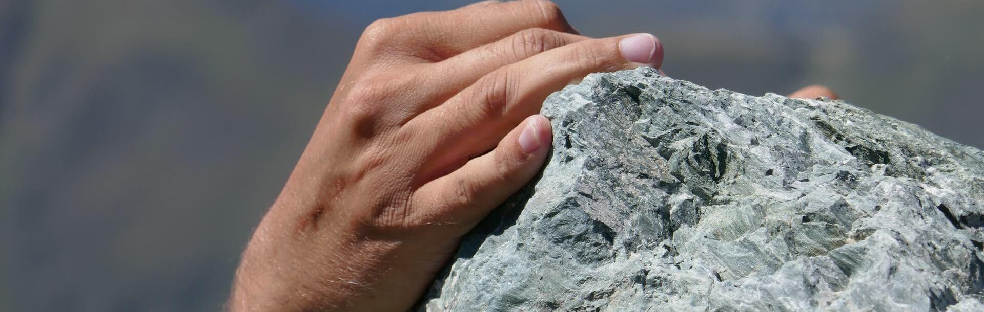 Das größte Bouldergebiet in Osttirol befindet sich an der Johannishütte auf 2.121m