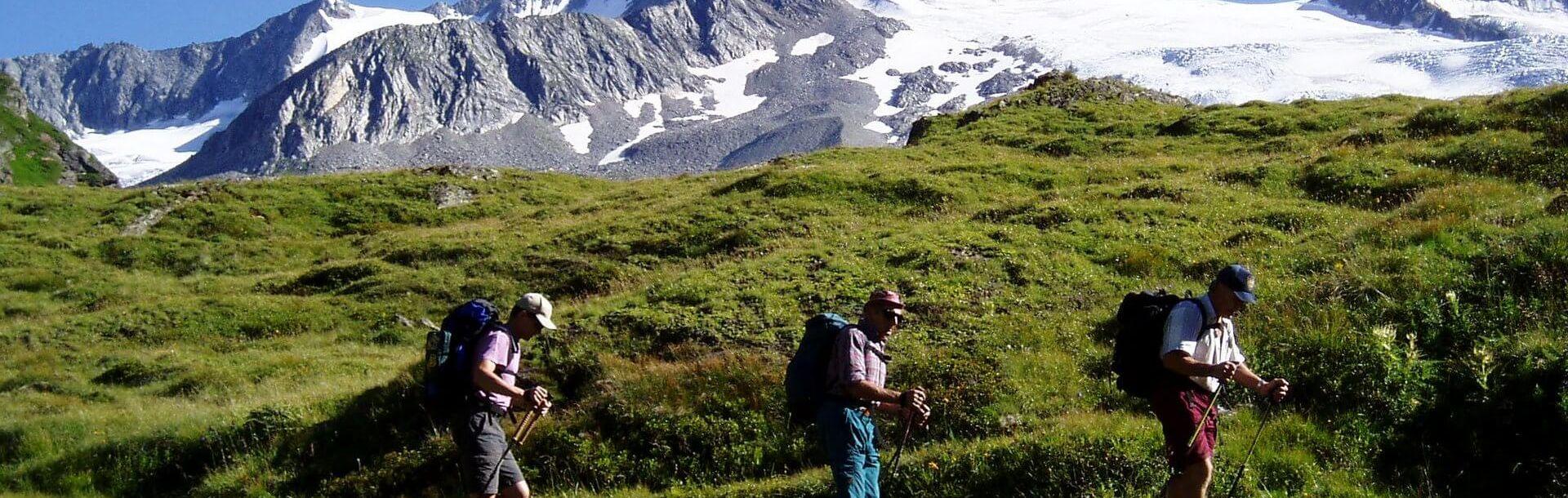 Staunen, hören, schlemmen, spüren – Saugen Sie Osttirol mit allen Sinnen auf.